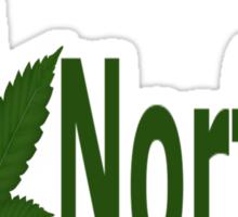 0159 I Love Norfolk Sticker
