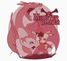 Monster Trainer by JoelOnToast