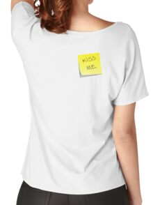 Cheesy prank Women's Relaxed Fit T-Shirt