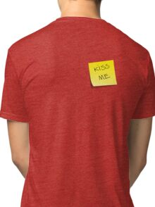 Cheesy prank Tri-blend T-Shirt