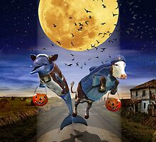 Halloween - Last Stop? by dolphinandcow