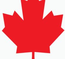 Canada Canadian Flag Maple Leaf Sticker