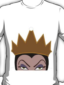 The Evil Queen- Snow White T-Shirt