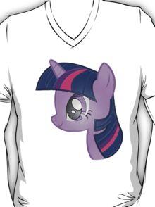 Twilight Sparkle Stylized Head T-Shirt