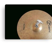 CYMBAL OF LOVE Canvas Print