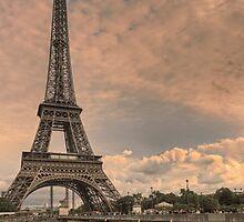 Towering Over Pont d'Iena ©   by © Hany G. Jadaa © Prince John Photography