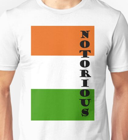 Eire Notorious Unisex T-Shirt