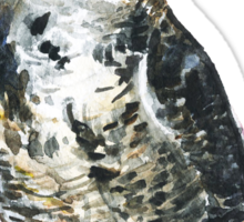 Eagle-owl Sticker