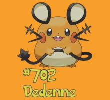 Dedenne #702 by Stephen Dwyer