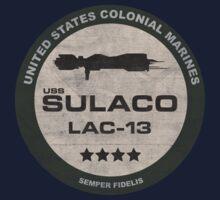 USS Sulaco Kids Tee