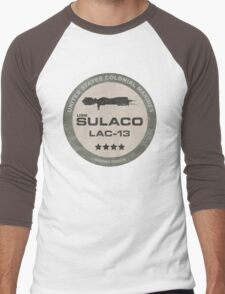 USS Sulaco Men's Baseball ¾ T-Shirt