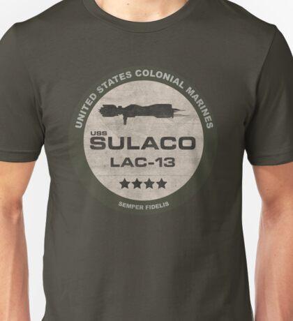 USS Sulaco Unisex T-Shirt