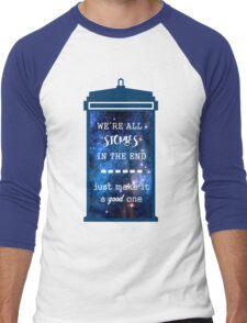 Doctor who - Stories Men's Baseball ¾ T-Shirt