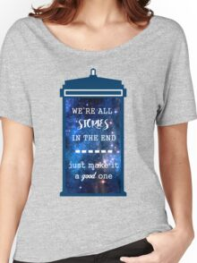 Doctor who - Stories Women's Relaxed Fit T-Shirt