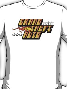 Grand Theft Auto (First, Original Logo) T-Shirt