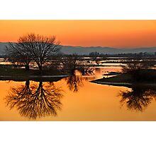 Marshlands of Kerkini Photographic Print