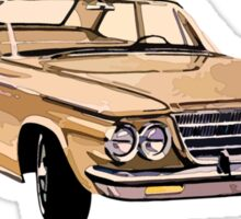 1963 Chrysler Windsor Sticker