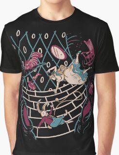 Follow the White Rabbit Graphic T-Shirt