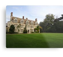 Anglesey Abbey Metal Print