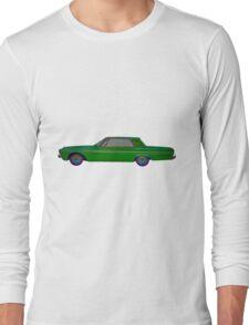 1963 Plymouth Fury Long Sleeve T-Shirt