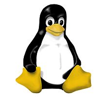 LINUX TUX THE PENGUIN KONTRA SIT by SofiaYoushi