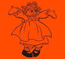 Raggedy Ann! Kids Clothes