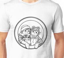 It's Raggedy Ann & Andy! Unisex T-Shirt