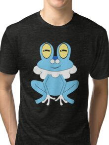 Pokemon Froakie Tri-blend T-Shirt