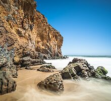 Hole in the wall beach by Raj Golawar