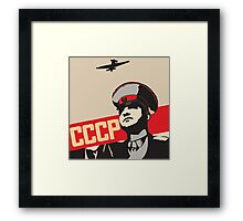 Soviet Red  Army  Framed Print