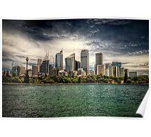 Sydney HDR Poster