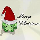 Timmy the Christmas Turtle by Elinor Barnes