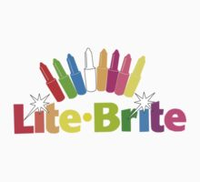 Lite Brite- Retro Toys by Maggie Smith