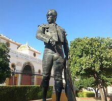El Torero by Mercedeshall