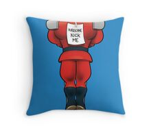 Pranked Throw Pillow