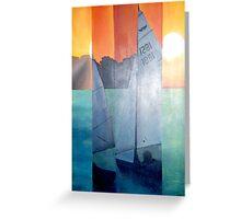 Sail Again Greeting Card
