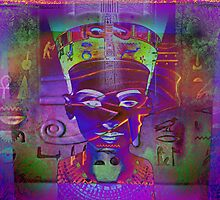 7167 Nefertiti reworked by AnkhaDesh