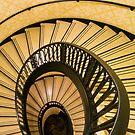 Spiraling by Adam Bykowski