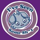 Espurr's seen some sh*t. by Snellby