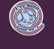 Espurr's seen some sh*t. Unisex T-Shirt