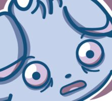 Espurr's seen some sh*t. Sticker