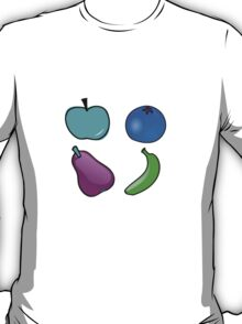 Coloured Fruit Mix T-Shirt