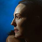 Erica Detail by Paul Mellender