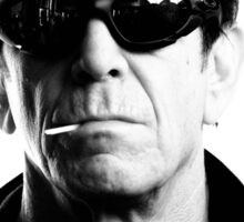 Lou Reed RIP Sticker