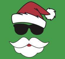 Cool Santa Claus  Kids Clothes