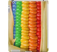 Rainbow Corn iPad Case/Skin