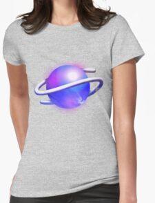 Sega Saturn Forever Womens Fitted T-Shirt