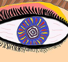 Her Eye by surfelvis