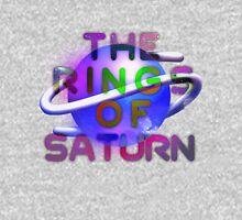 Sega Saturn Forever - Text Unisex T-Shirt