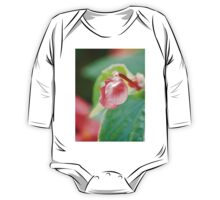 Lonely Flower One Piece - Long Sleeve